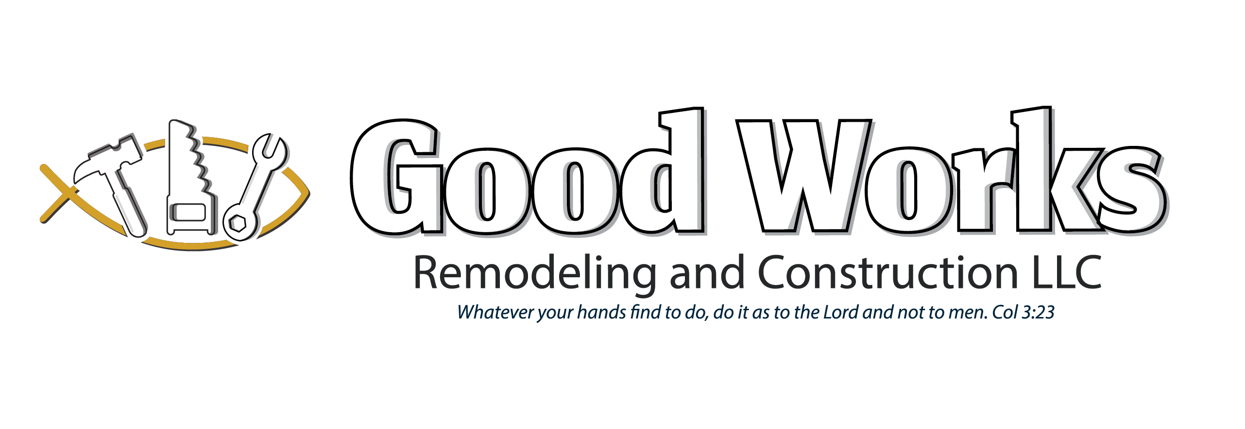 Good Works Remodeling & Construction, LLC Logo