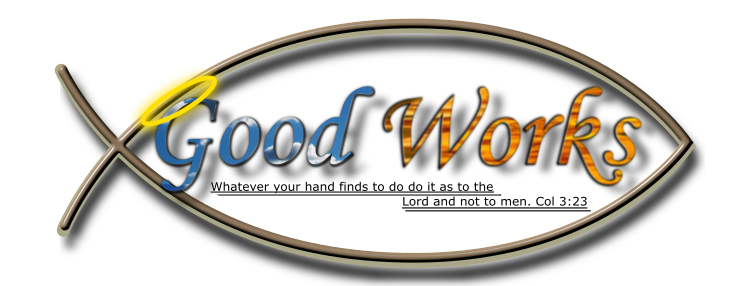 Good Works Handyman Service – Idaho Logo